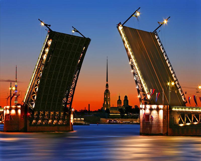 Туры в Санкт-Петербург из Казани автобусом или поездом